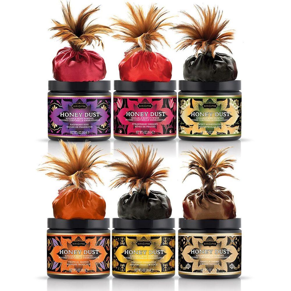 Poudre Corporelle Embrassable Honey Dust Mangue Tropicale