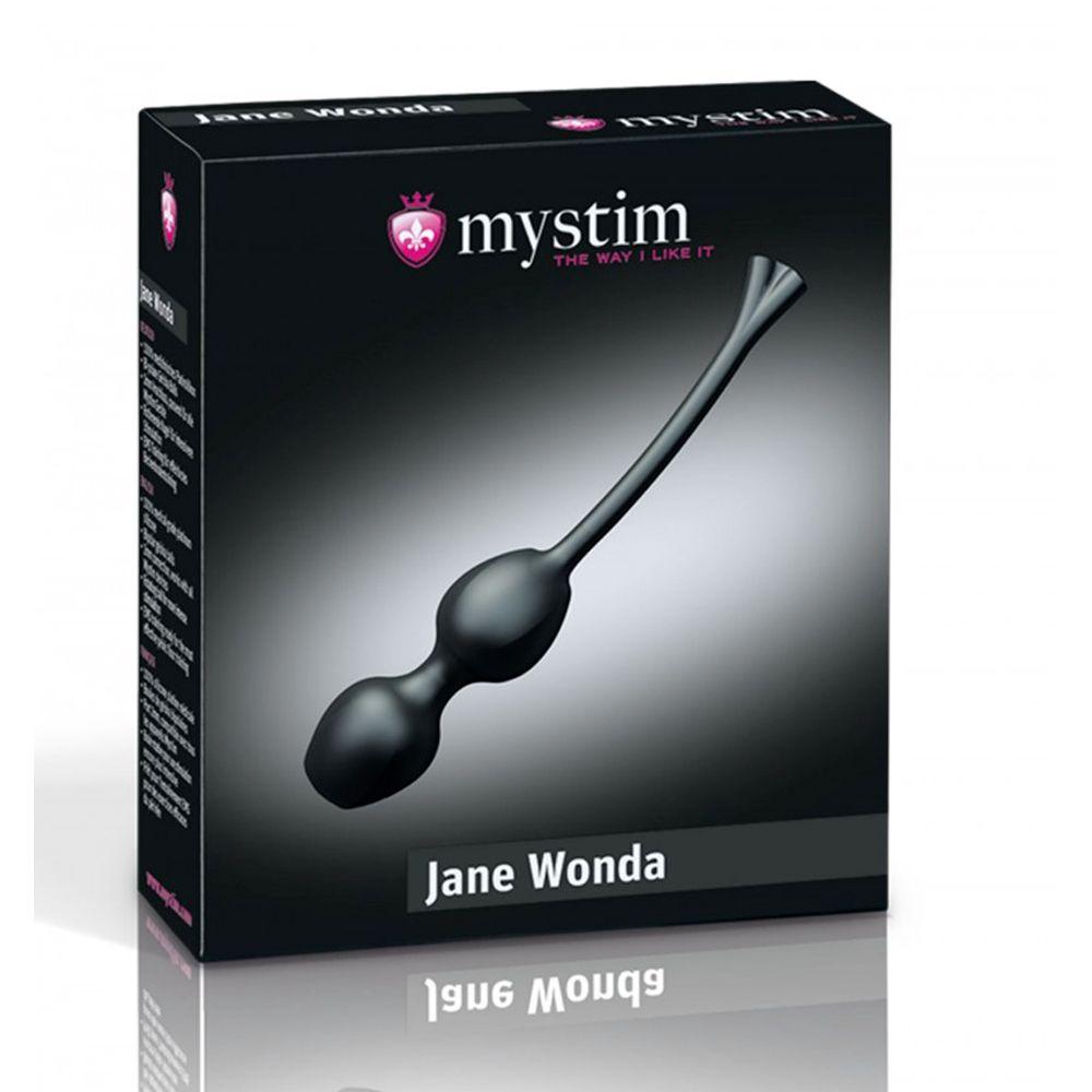 Boules de Geisha E-Stim Jane Wonda