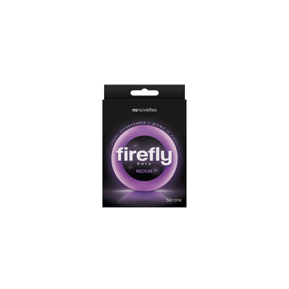 Cockring Phosphorescent Firefly Halo Medium