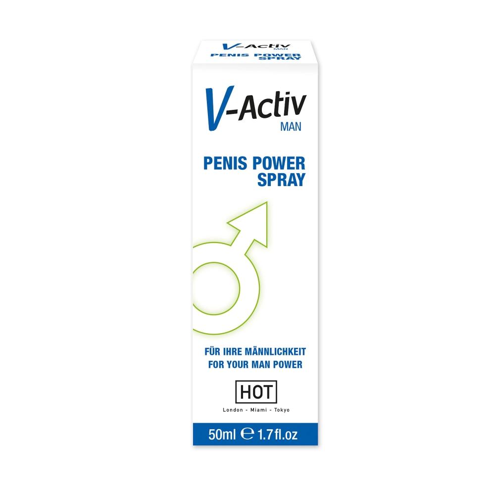 Spray Stimulant Pénis V-Activ