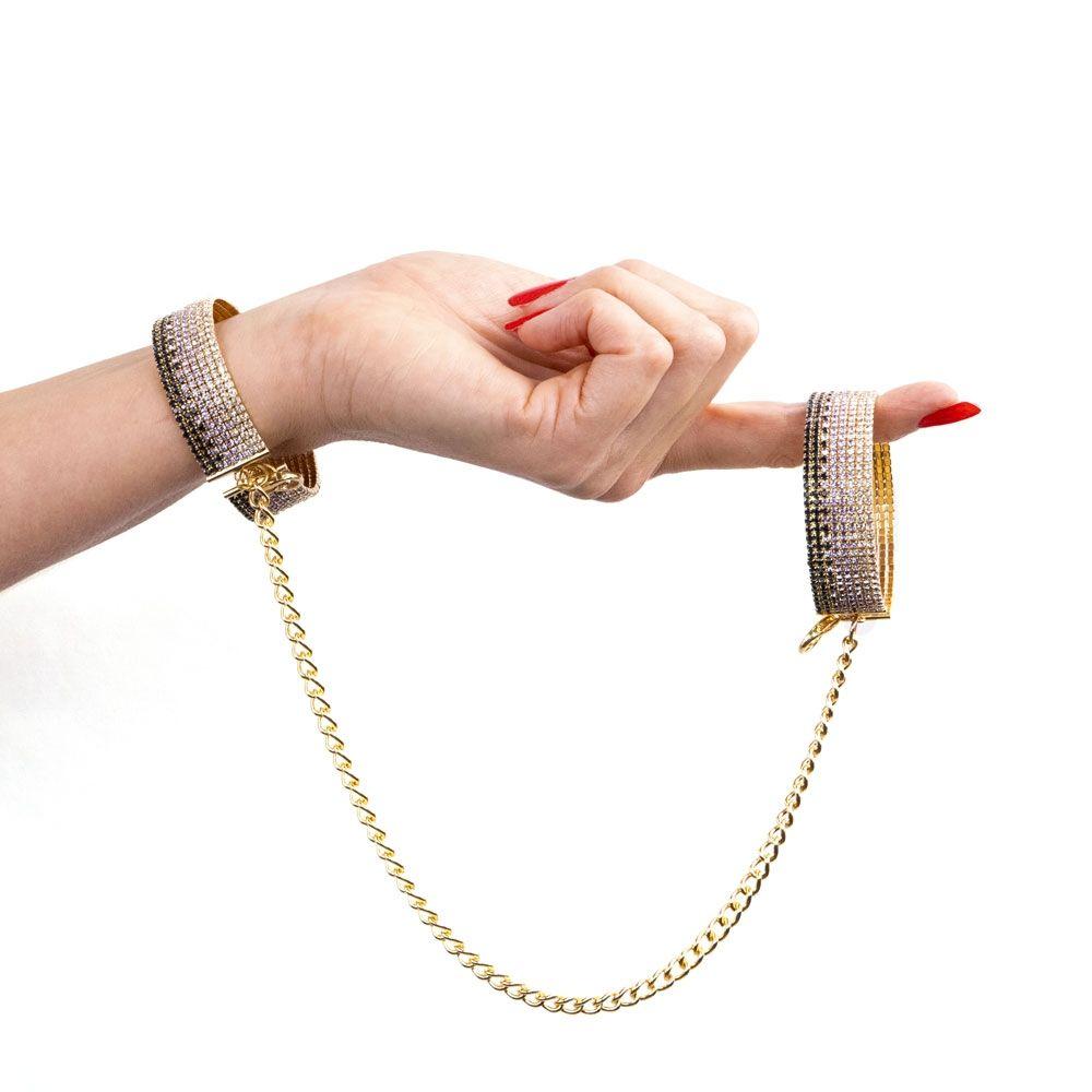 Menottes Diamond Cuffs Liz