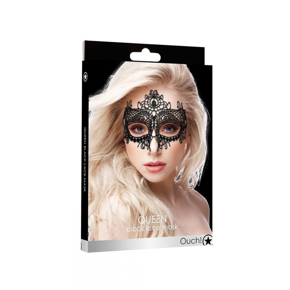 Masque Queen Noir