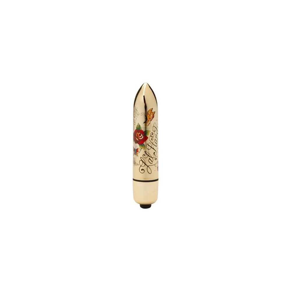 Stimulateur Bullet RO-80 mm 7 Vitesses Coloré