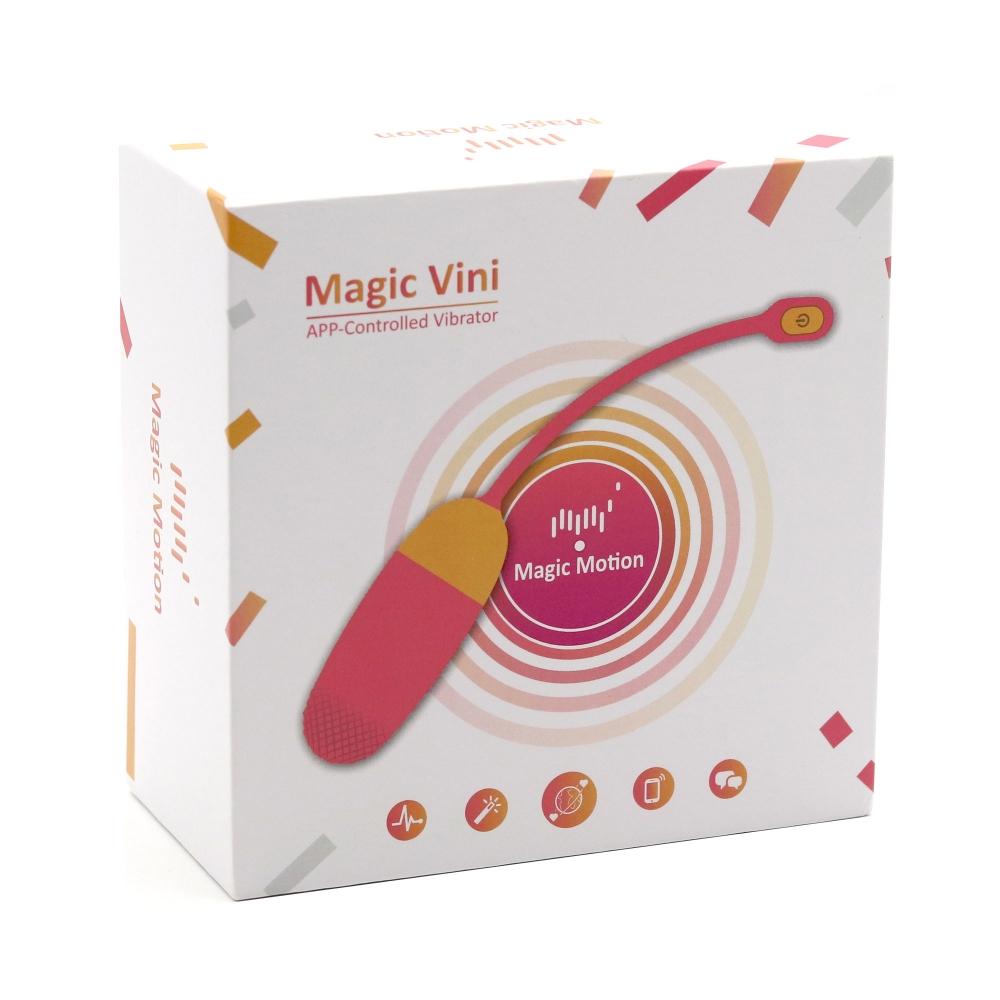 Oeuf Vibrant Connecté Magic Vini