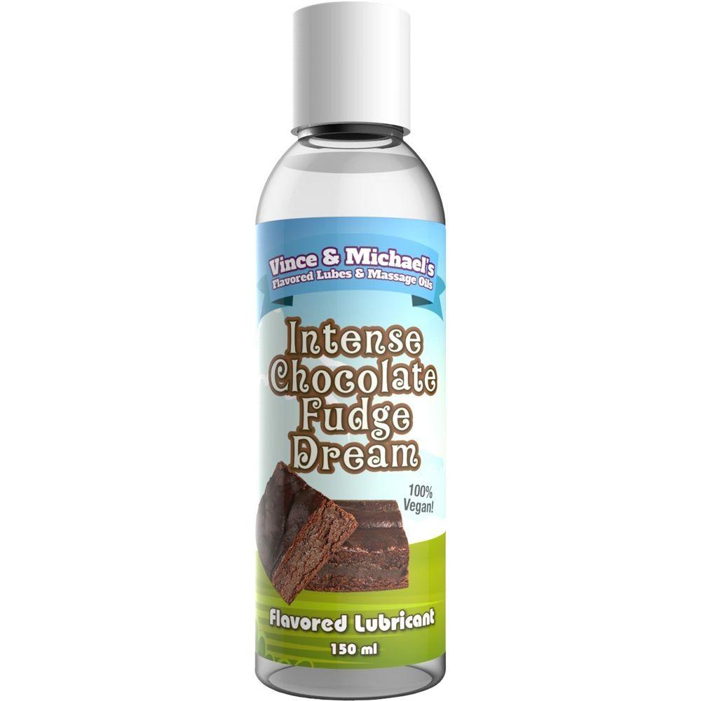 Lubrifiant Eau Gourmand Chocolat & Fudge 150 ml