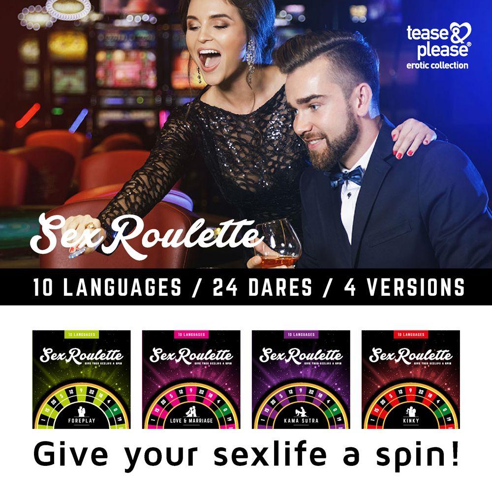 Jeu Coquin Sex Roulette Love & Marriage