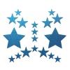 Kit Body Art Réfléchissant Étoile Bleue