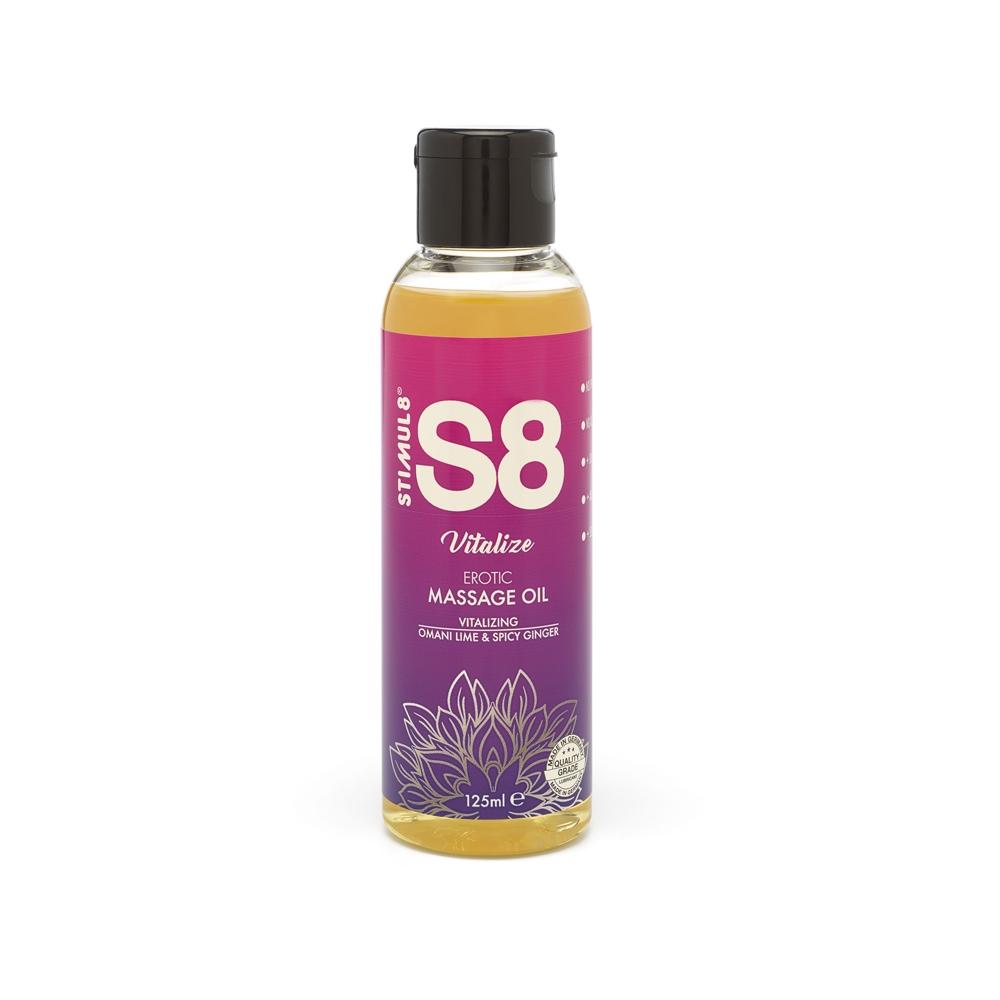 Huile de Massage S8 Vitalize 125 ml