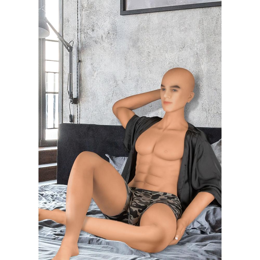 Poupée Ultra Réaliste Justin