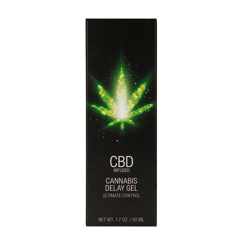 Gel Retardant CBD Infused 50 ml