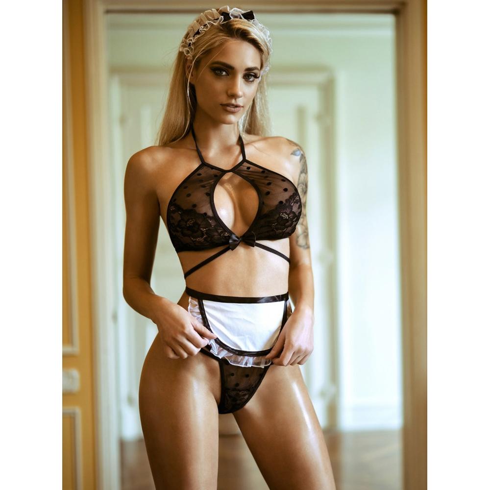 Costume Femme de Chambre 87047 Bedroom Maid