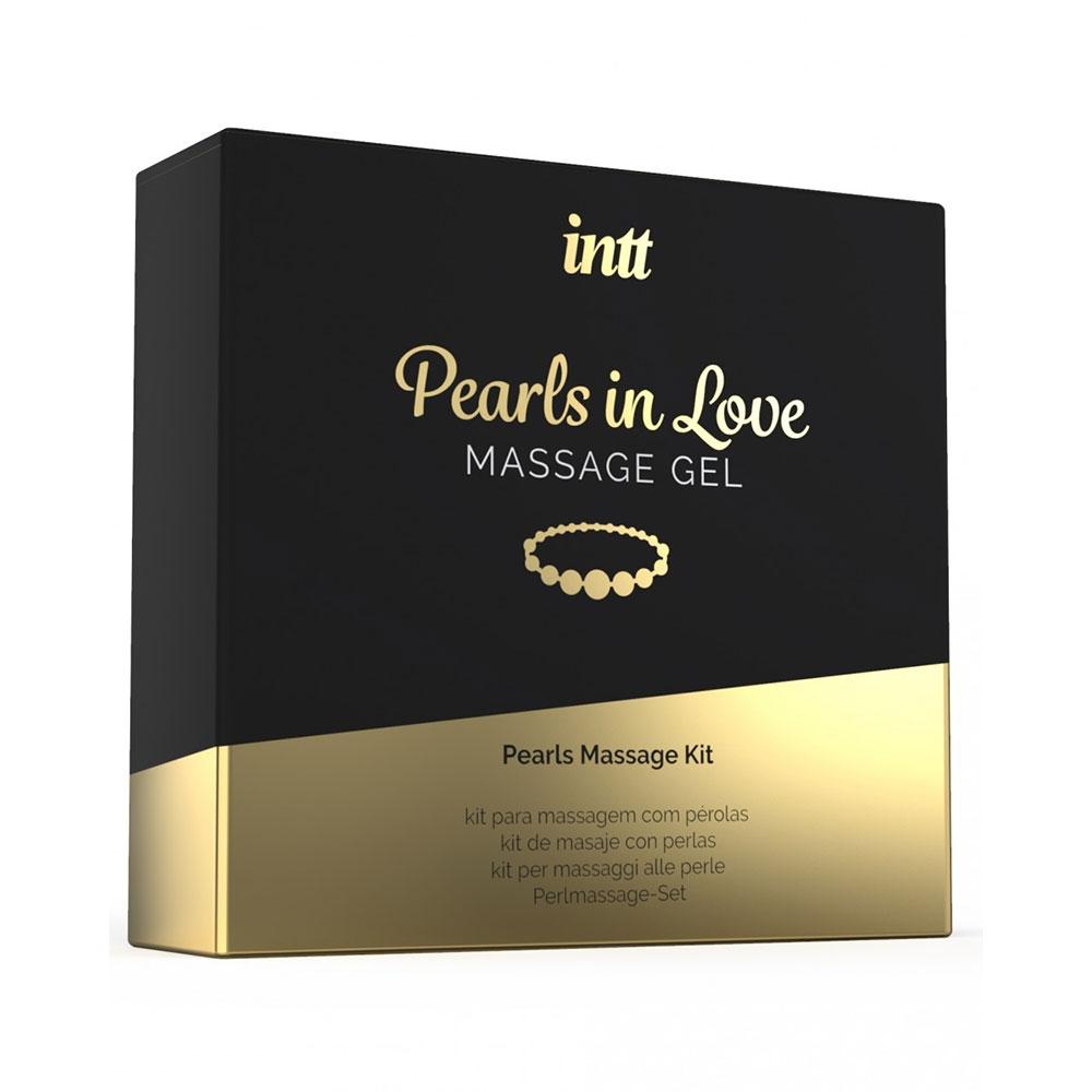 Kit de Massage Pearls in Love