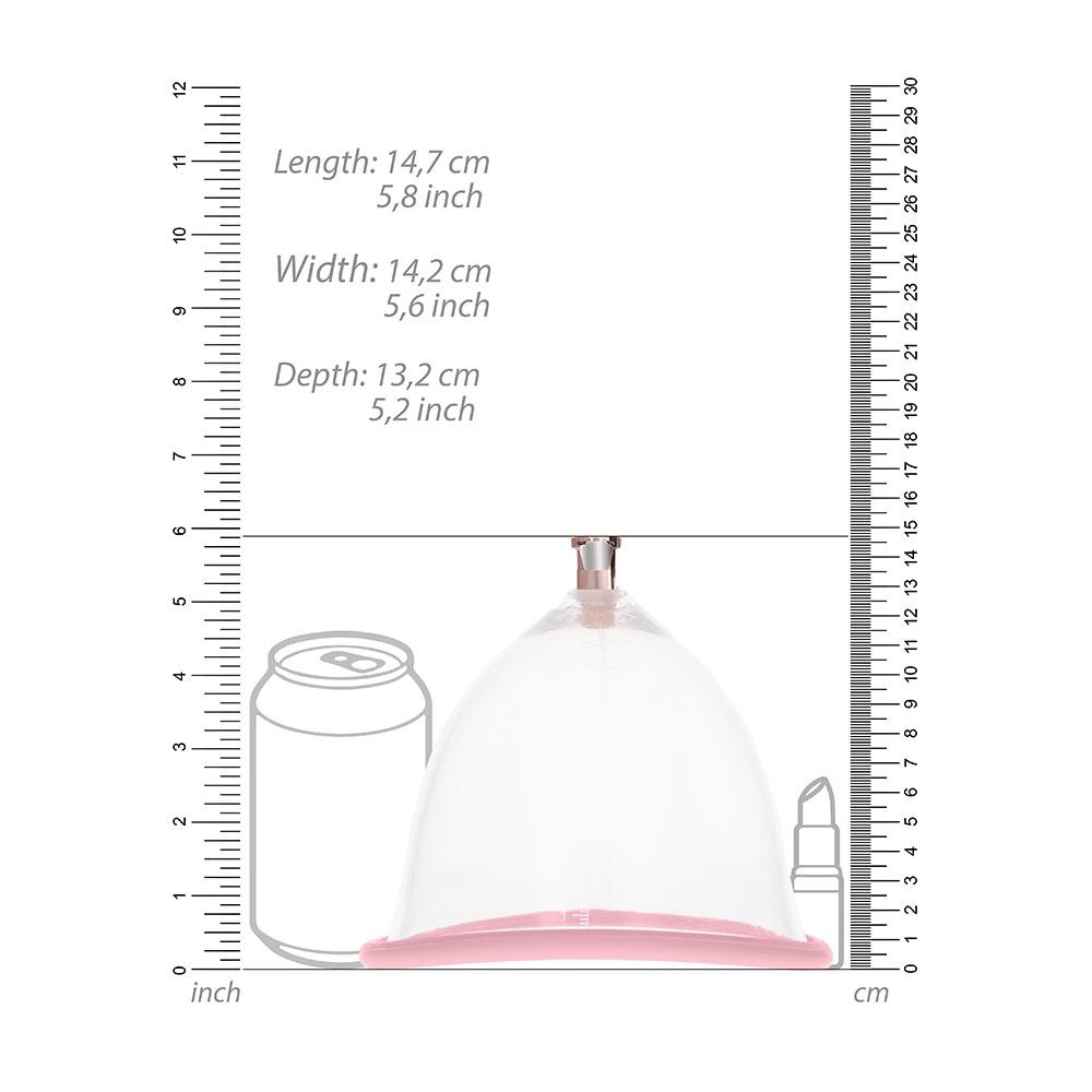 Développeur de Poitrine Breast Pump Set Large