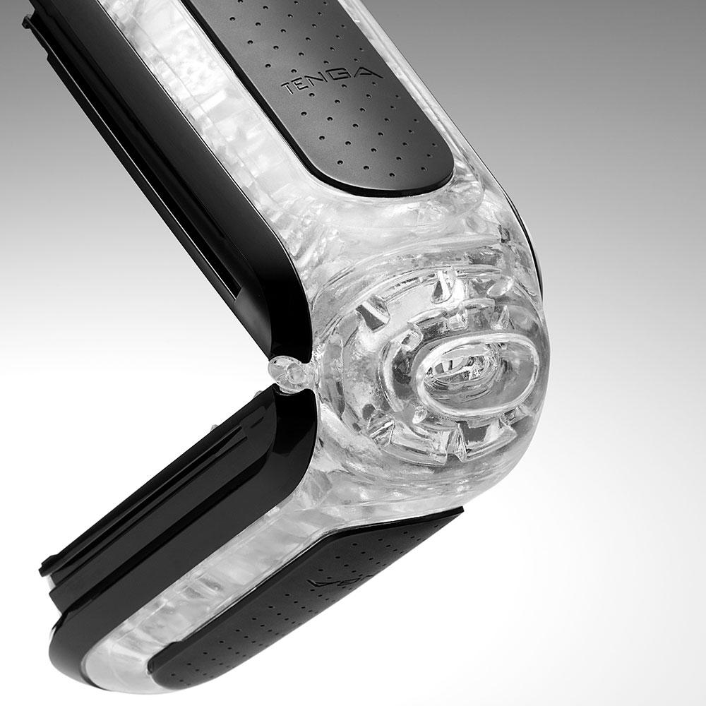 Masturbateur Flip Zero 0 Electronic Vibration Black