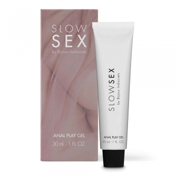 Gel Relaxant Anal Play Slow...