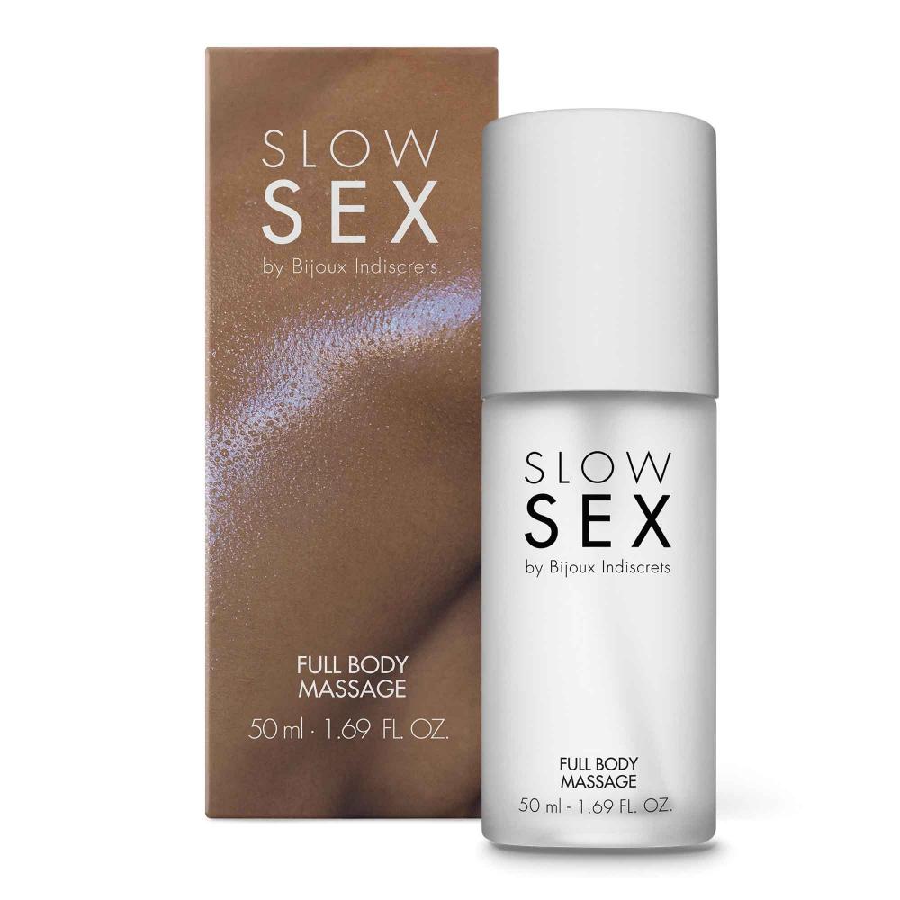 Gel de Massage Full Body Slow Sex