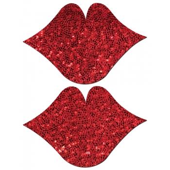 Caches-Tétons Bouches Rouges