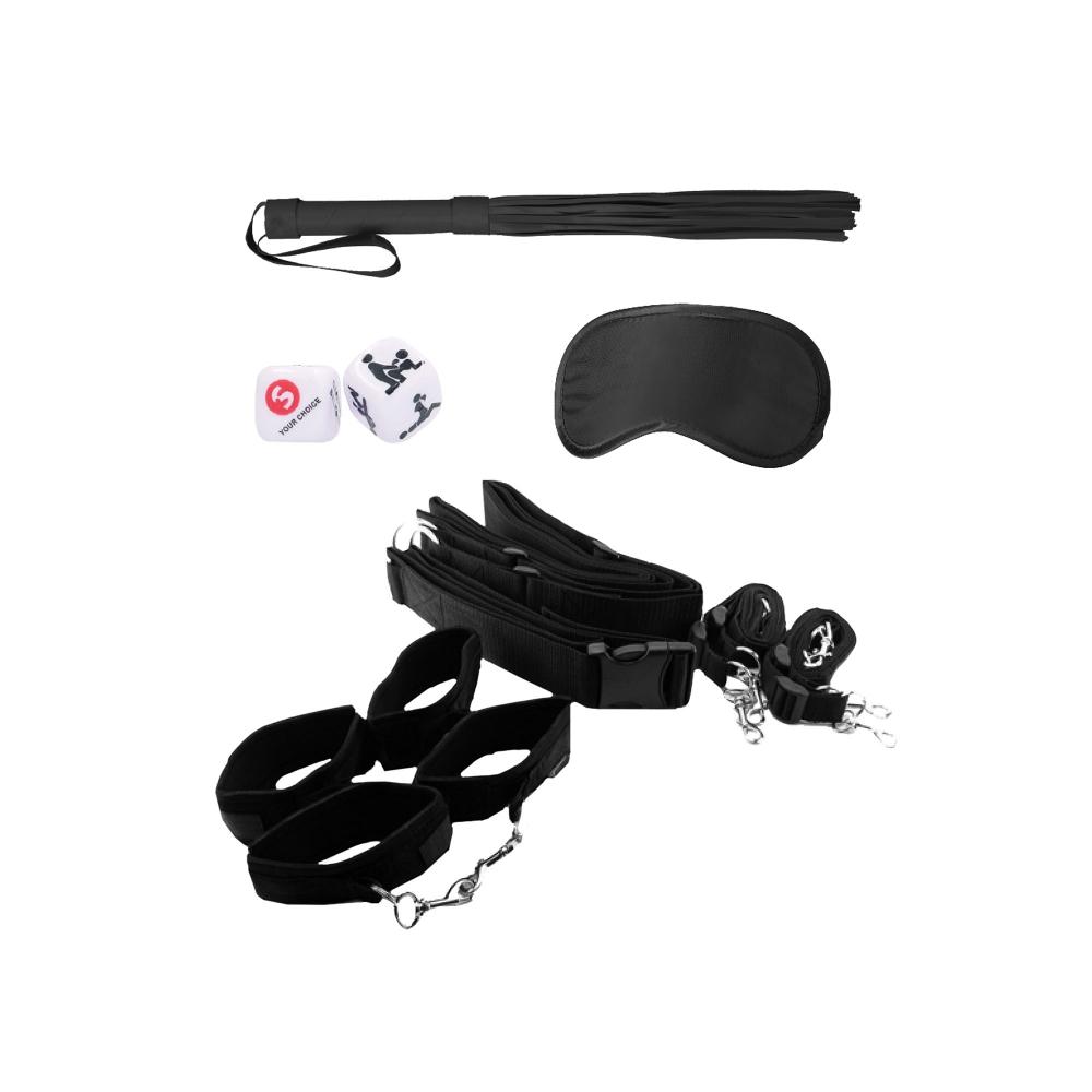 Kit d'Attaches de Lit Bondage Belt