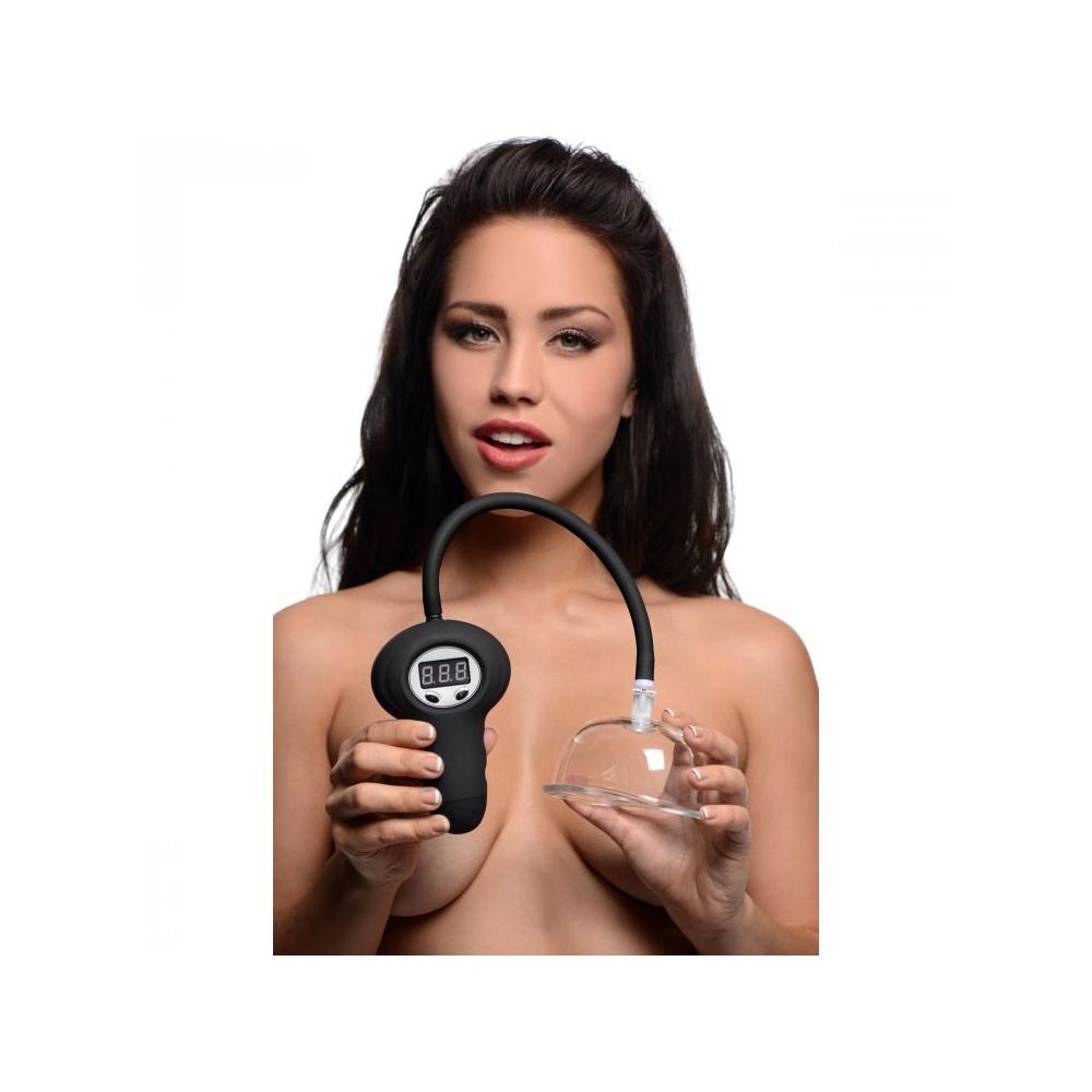 Pompe à Vagin Digitale Size Matters