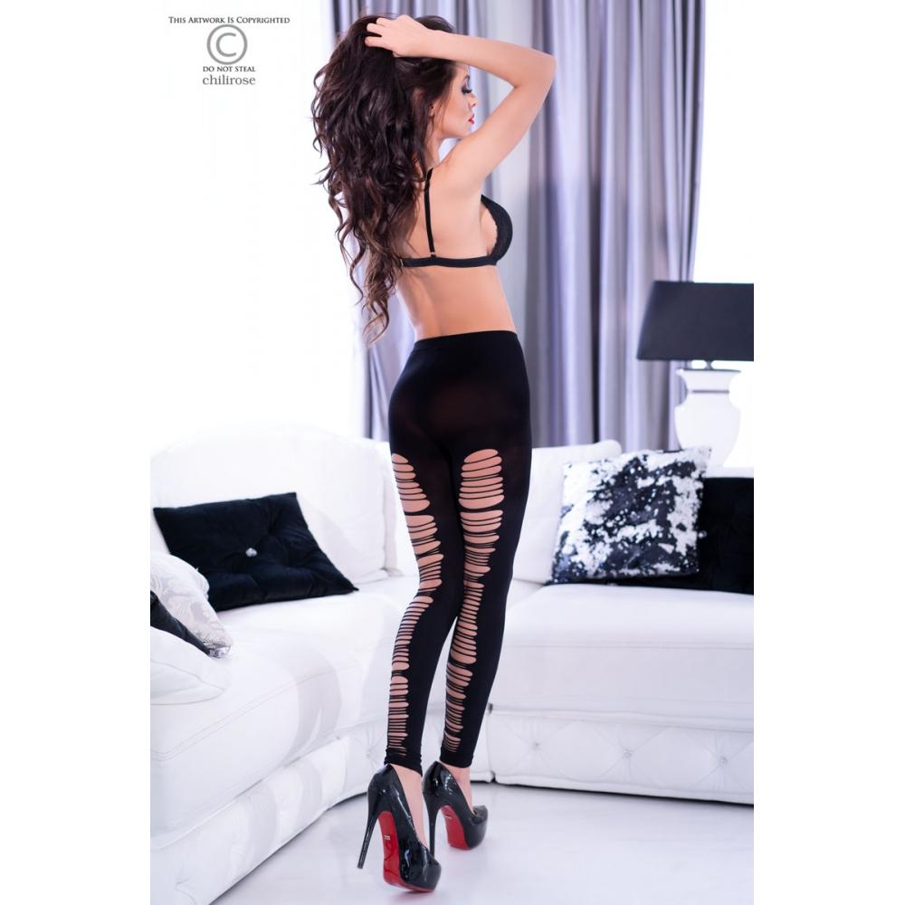 Legging Réversible CR4327 Noir
