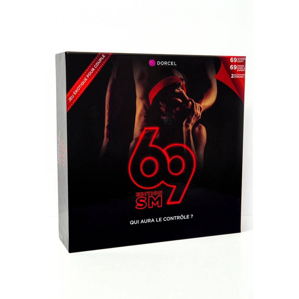 Jeu de Société Érotique 69 Edition SM