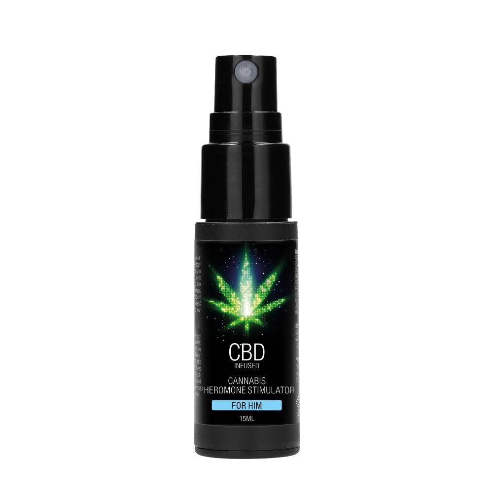 Parfum aux Phéromones pour Homme CBD Infused 15 ml
