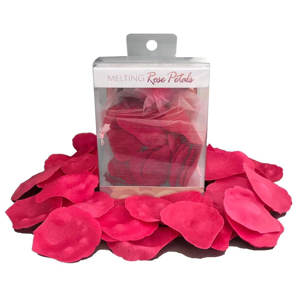 Pétales de Roses de Bain