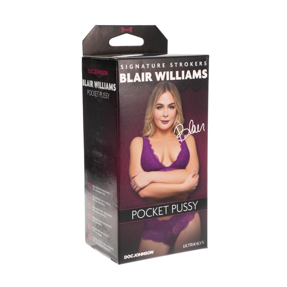 Masturbateur Pocket Pussy Blair Williams Signature Strokers