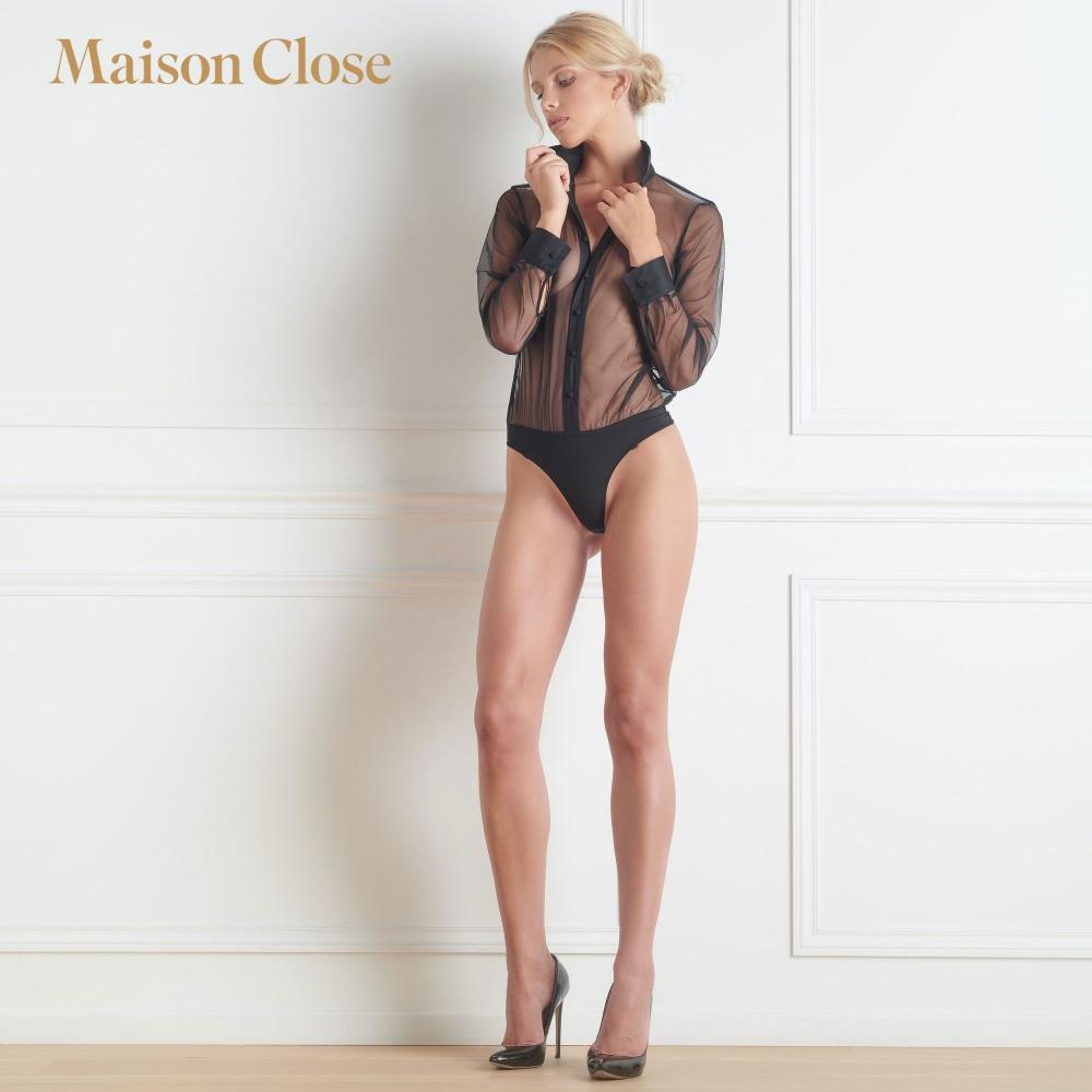 Body String Madame Rêve Noir
