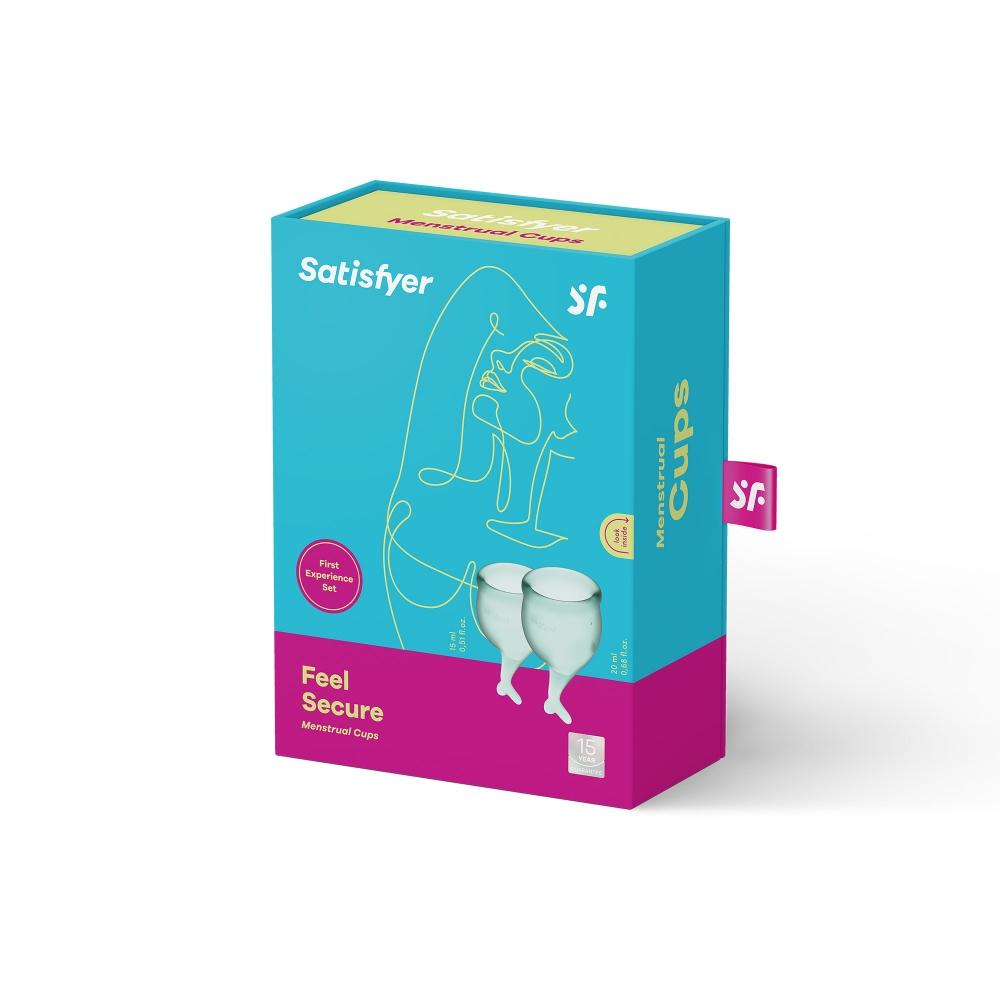 Coupe Menstruelle Satisfyer Feel Secure