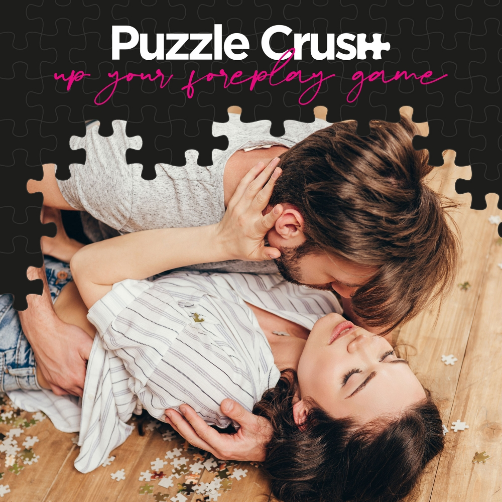 Jeu Coquin Puzzle Crush Together Forever
