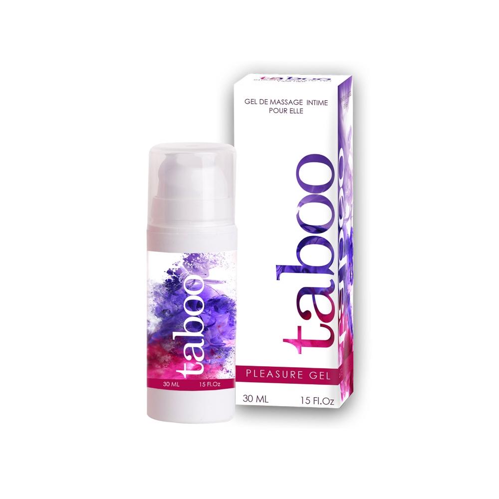 Gel Stimulant Taboo Pleasure Woman 30 ml