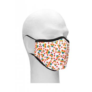 Masque de Protection Hearts...