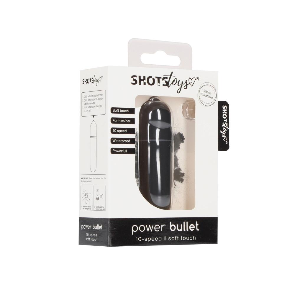 Stimulateur Bullet Power Bullet Mini