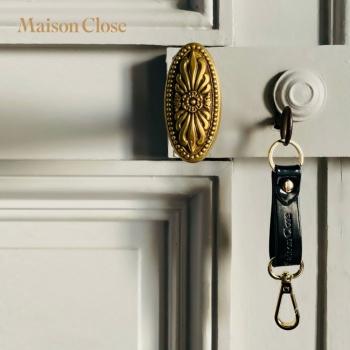 Porte-Clés Maison Close