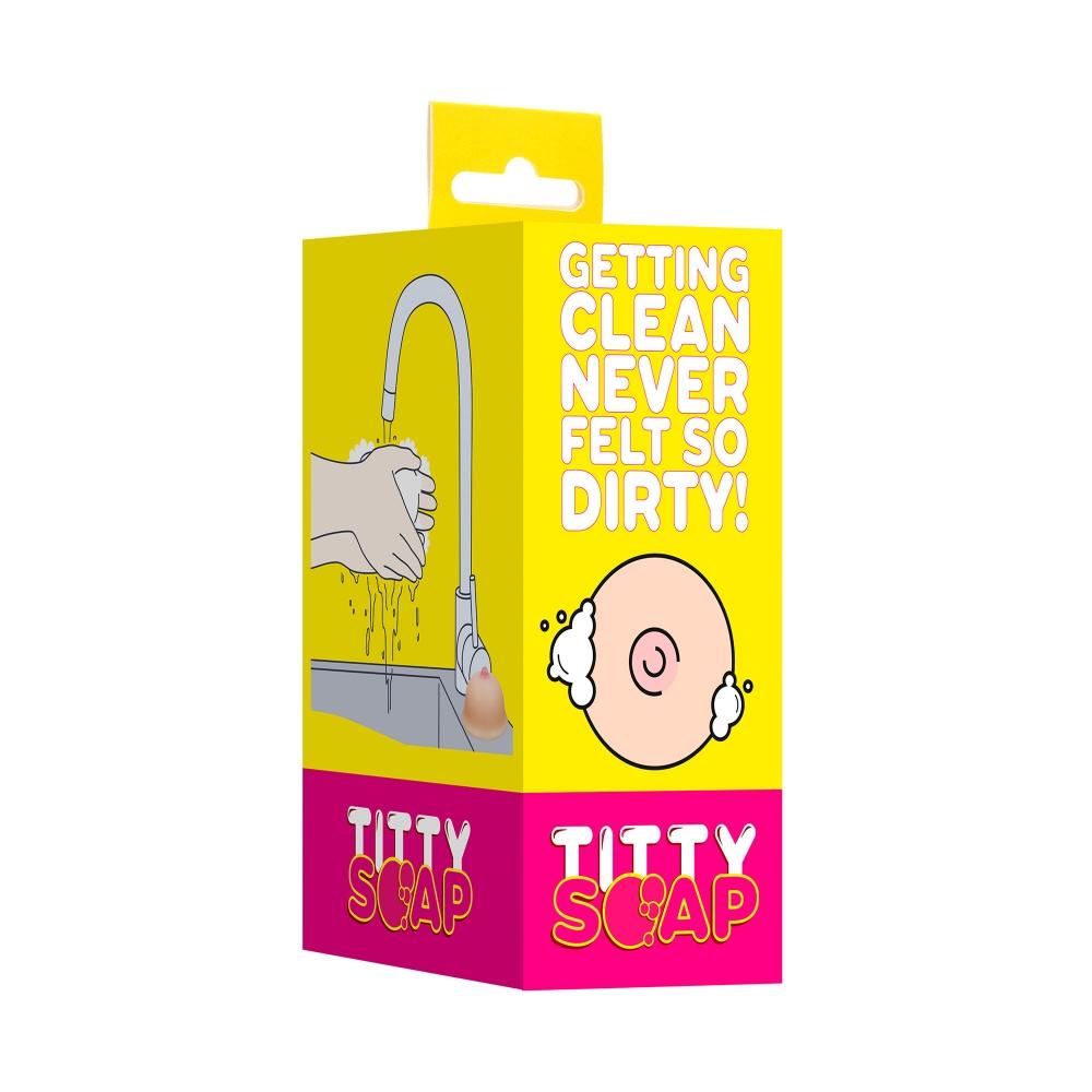 Savon Sein Titty Soap