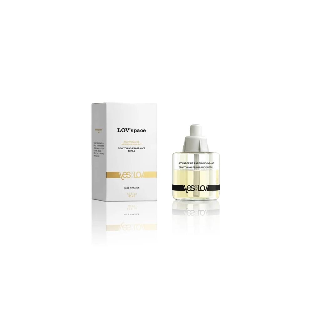 Diffuseur de Parfum LOV'space & Recharge Affolant