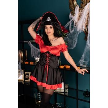 Costume Pirate Corsaro Noir...