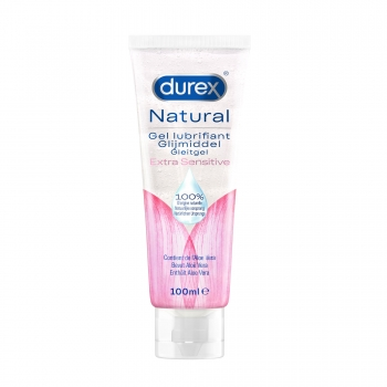 Gel Lubrifiant Naturel Extra Sensitive 100 ml