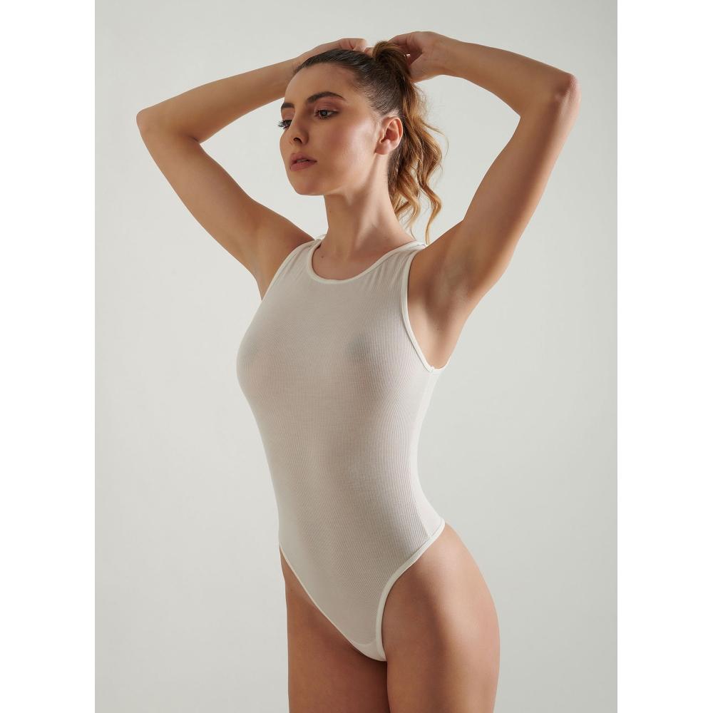 Body String La Femme Amazone Ivoire