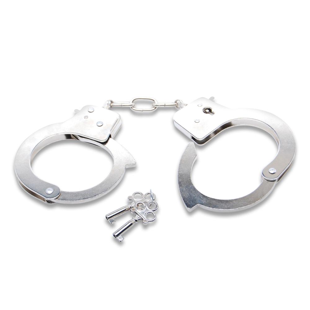 Menottes en Métal Official Handcuffs Fetish Fantasy Series
