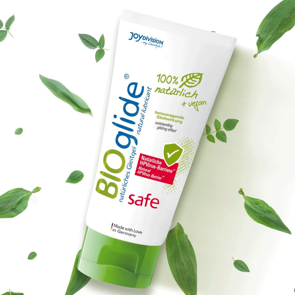 Lubrifiant Eau BIOglide Safe avec Carraghénane 100 ml