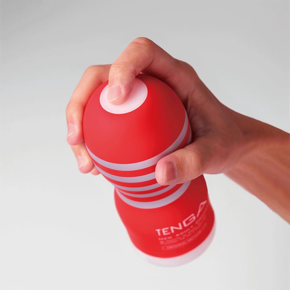 Masturbateur Tenga Original Vacuum Cup