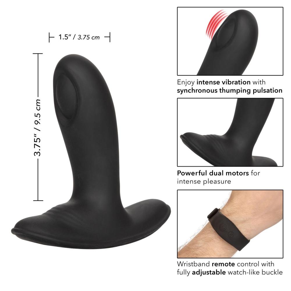 Stimulateur Prostatique Télécommandé Eclipse Pulsing Probe