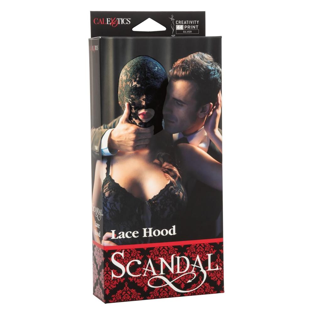 Cagoule Scandal Lace Hood