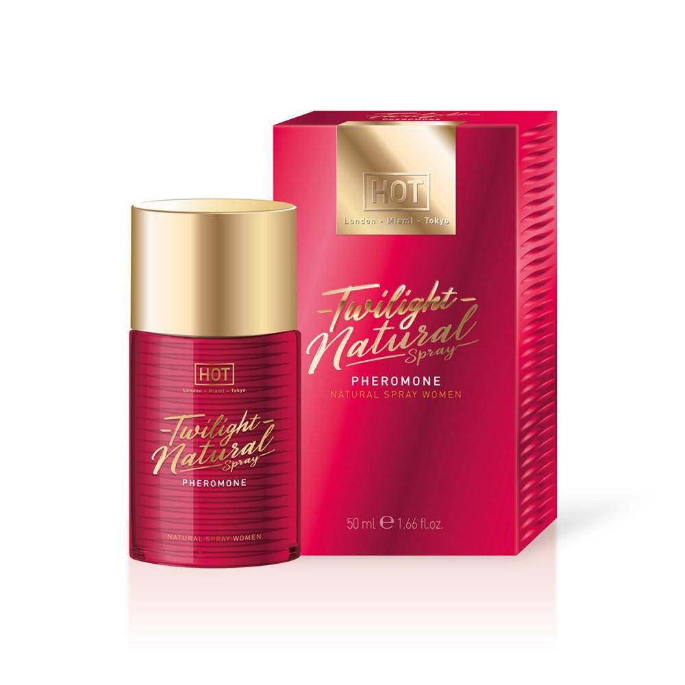 Spray aux Phéromones Twilight Femme 50 ml