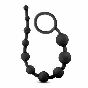 Chapelet Anal Silicone 10...