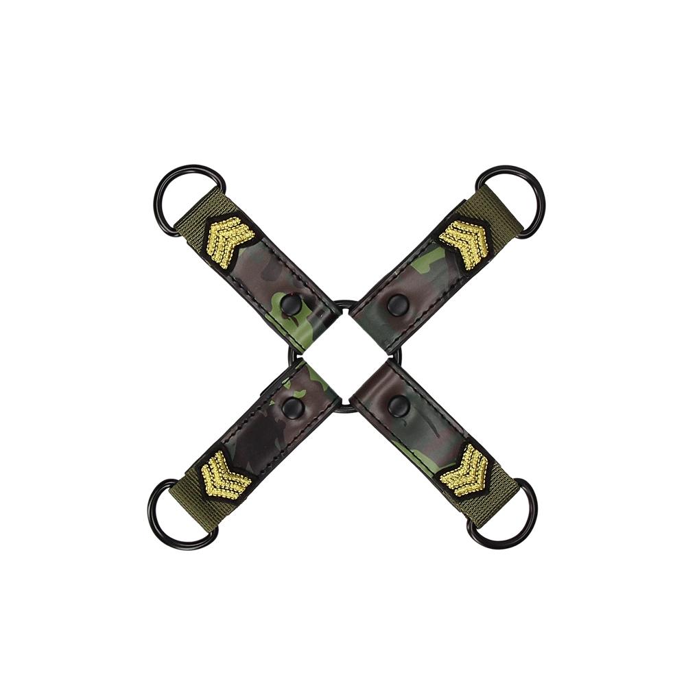 Kit Bondage Army 11 Pièces