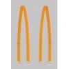 Body String Corps à Corps Néon Orange Fluo