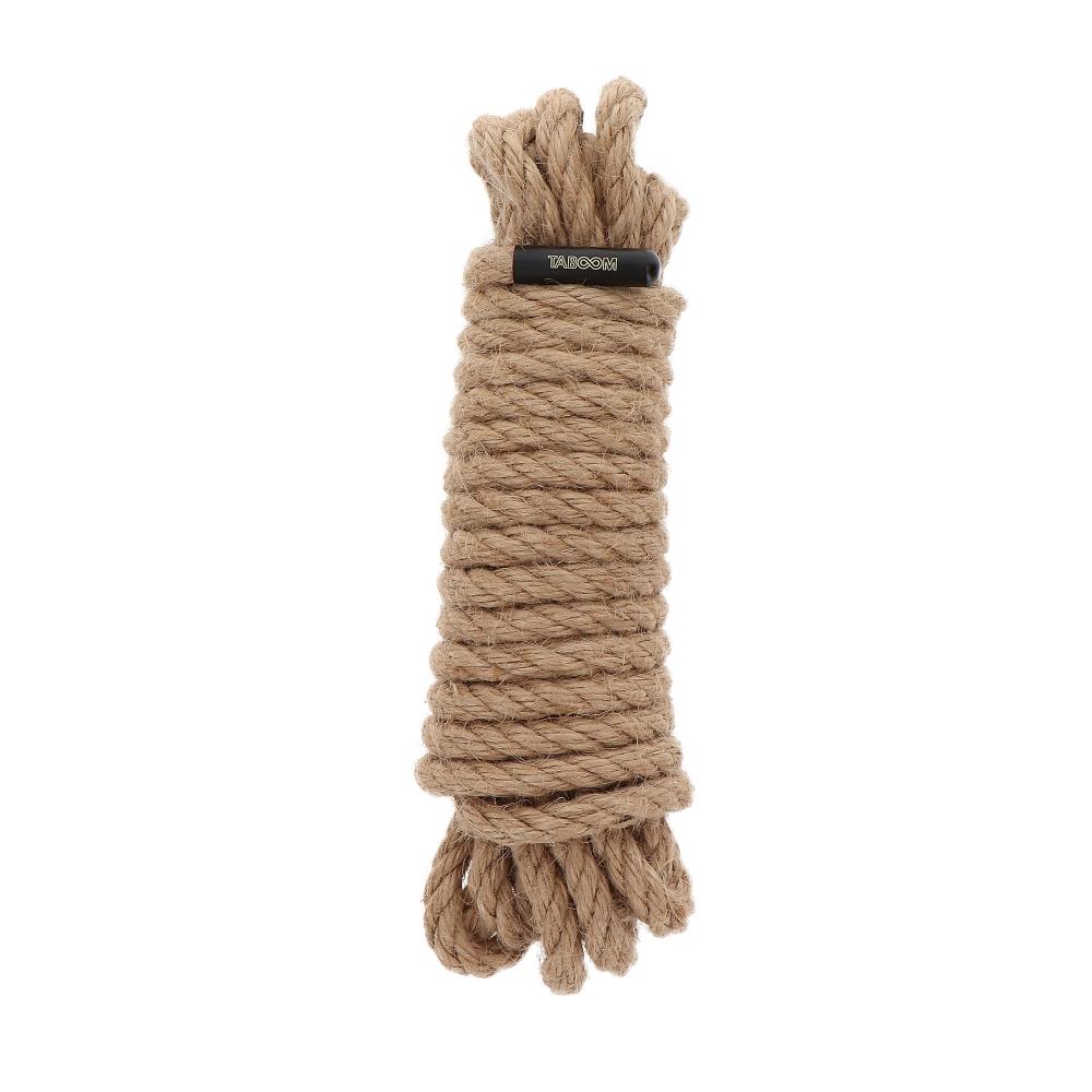 Corde Shibari Taboom Chanvre 5 m
